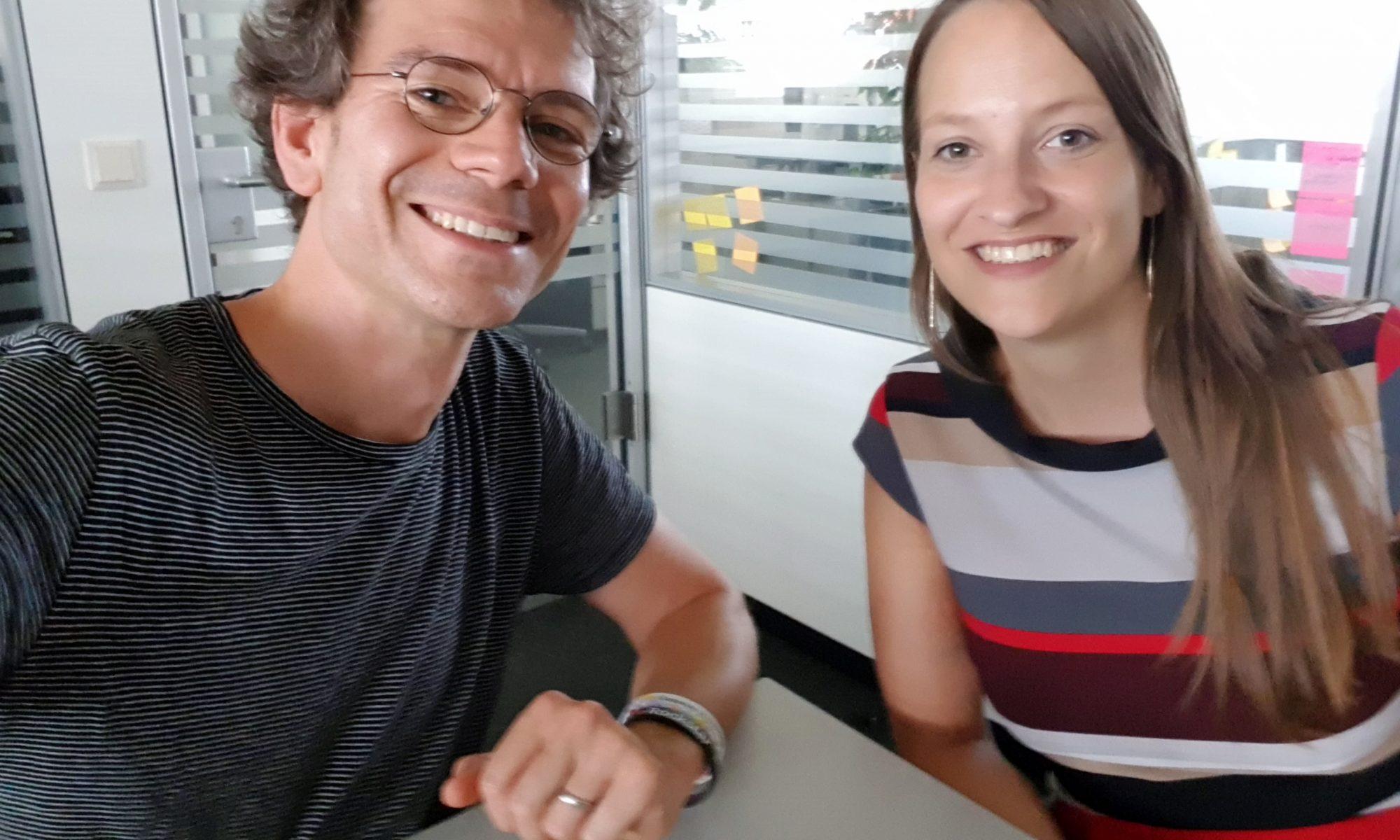 Jessica Abbe & Benedikt Pape
